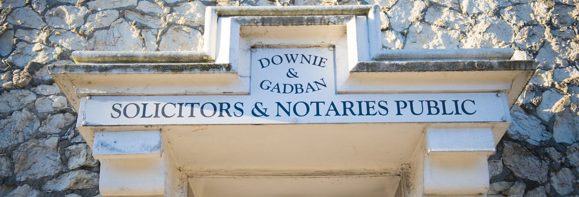 Downie & Gadban - Solicitors & Notaries Public - Alton, Hampshire