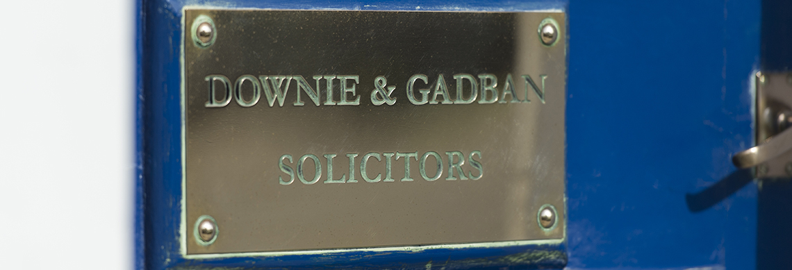 Downie & Gadban - Solicitors Hampshire - Conveyancing Alton